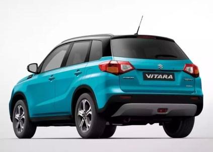 2015 Suzuki Vitara SUV 12