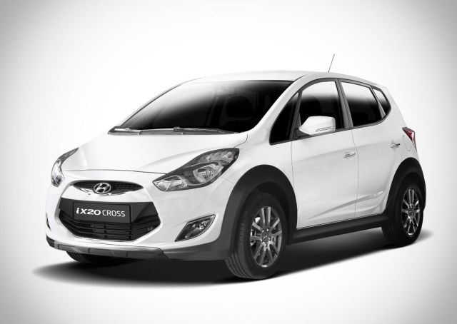 Hyundai iX20 Cross Hatchback Photo