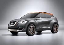 Nissan Kick Compact SUV Concept 5
