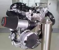 Volvo Drive-E 2 Liter Triple Turbo Petrol Engine 3