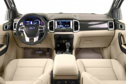 2015 Ford Endeavour SUV 1
