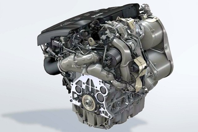 Volkswagen 2 Liter TDI Turbo Diesel Engine with 268 Bhp Pic
