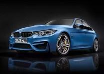 2015 BMW M3 Sedan 4