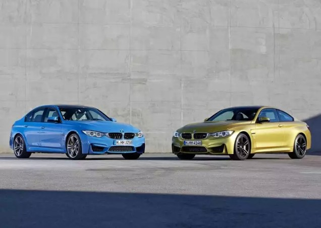 2015 BMW M3 and M4 High Performance Cars