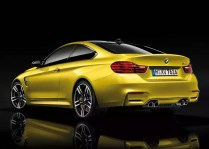 2015 BMW M4 Coupe 3