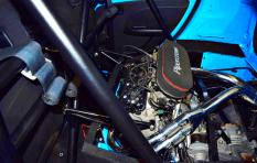 JA Motorsports' Tata Super Nano 3