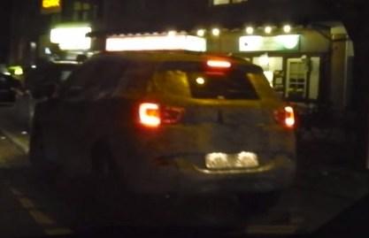 Renaul SUV 4