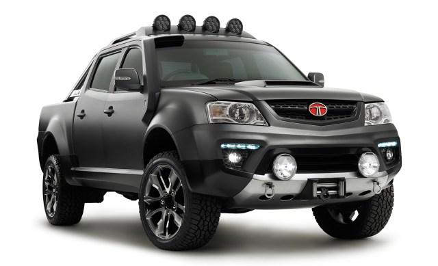 Tata Xenon Tuff Truck Concept 1