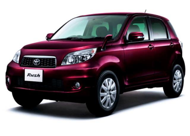 Toyota Rush Compact SUV