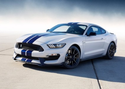 2015 Ford Mustang Shelby GT350 15