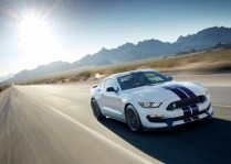 2015 Ford Mustang Shelby GT350 16