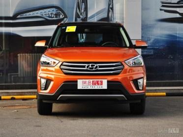 2015 Hyundai iX25 Compact SUV 1