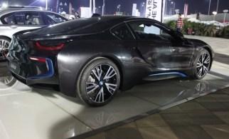 BMW i8 Spyshot 2