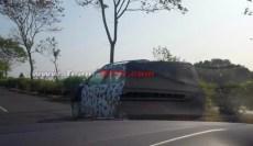 Chevrolet Spin MPV Spyshot Rear