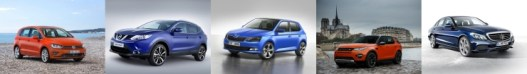 Euro NCAP's Safest Cars for 2014