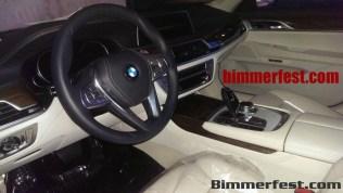 Next Generation 2016 BMW 7-Series Luxury Saloon Spyshot 5