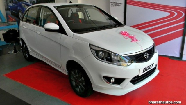 Tata Bolt with Body Kit Front
