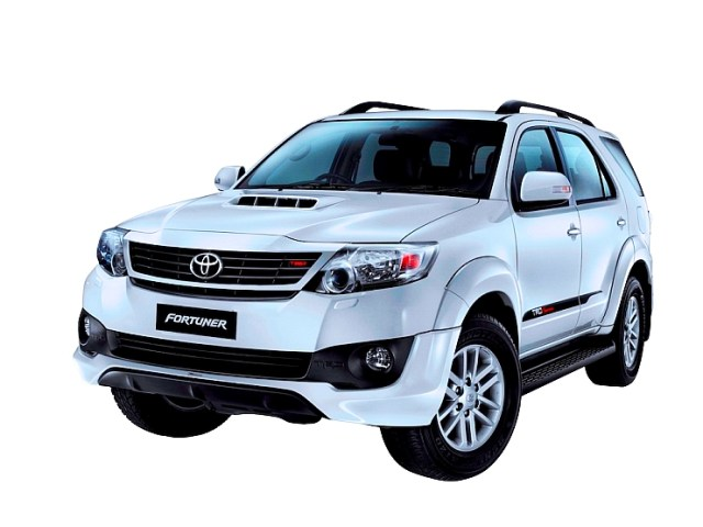 Toyota Fortuner 2.5 SUV with TRD Sportivo Kit