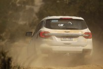2015 Ford Endeavour SUV Off Roading Action