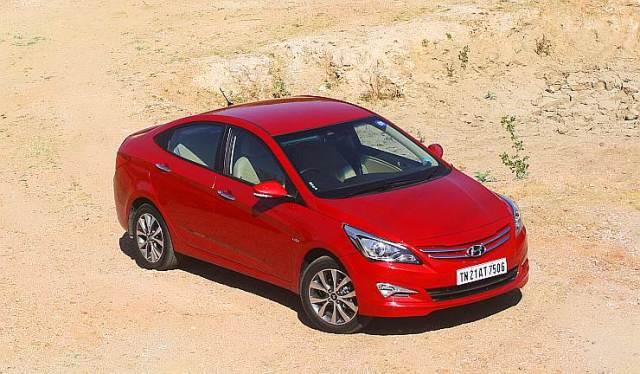 015 Hyundai Verna 4S Sedan Facelift