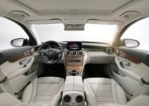 2015 Mercedes Benz C-Class Luxury Saloon Interiors