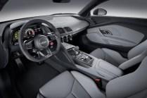 2016 Audi R8 Supercar Interiors