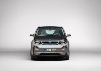 BMW i3 Electric Car Front