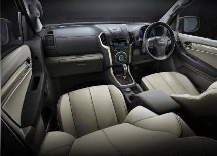Chevrolet TrailBlazer SUV Interiors
