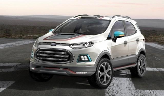 Ford Ecosport Beast Custom