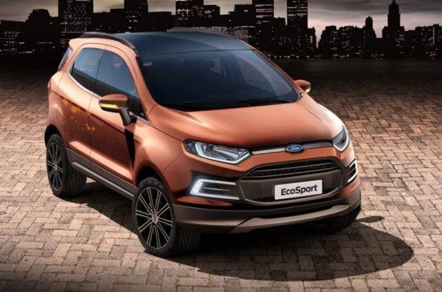 Ford Ecosport Beauty Custom