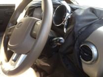 Mahindra Thar Facelift Interiors Spyshot Instrumentation