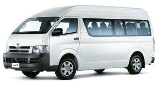 Toyota Hiace MPV