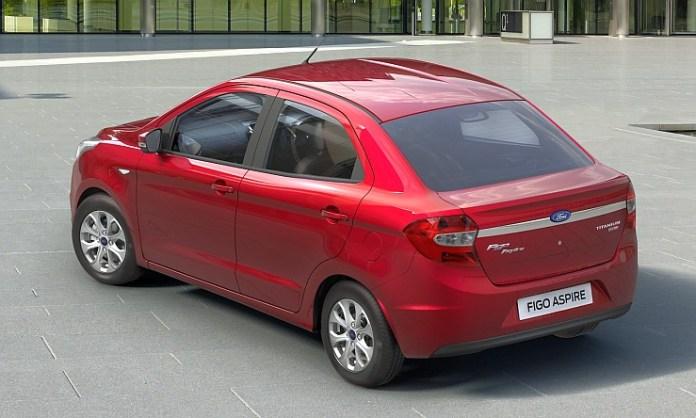 2015 Ford Figo Aspire Compact Sedan