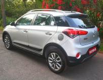 2015 Hyundai i20 Active 13