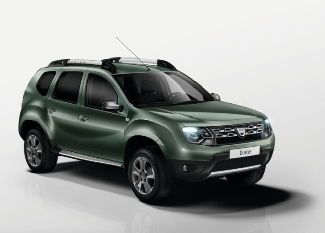2015 Renault Duster SUV Facelift
