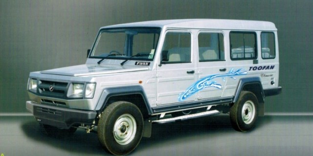 Force Toofan Cruiser MUV