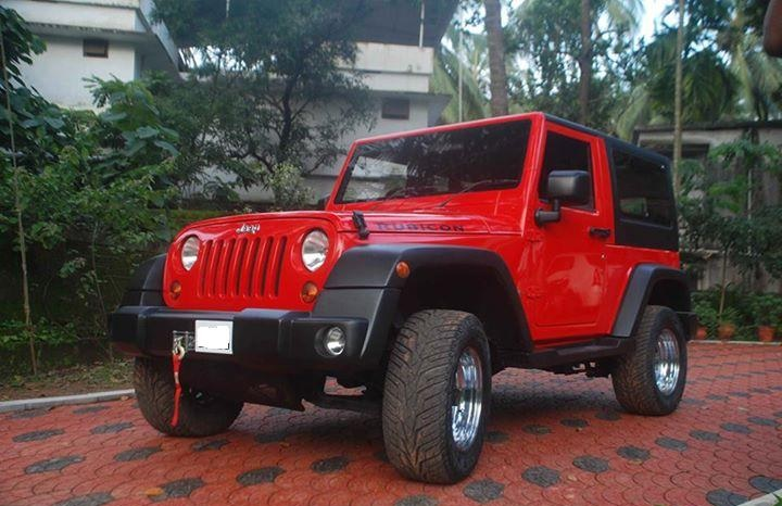 In photos: Modified Mahindra Thars