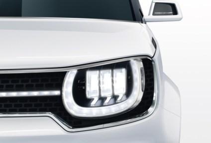Suzuki iM-4 Micro SUV Concept Headlamp