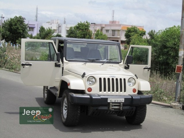 mahindra thar to wrangler rubicon jeep clinic
