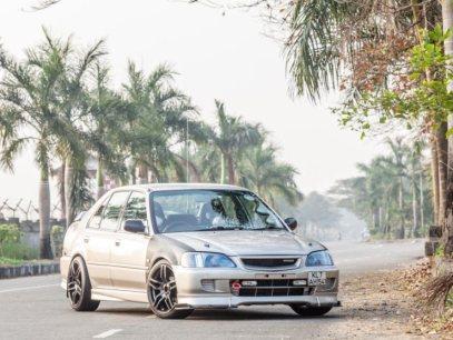 2002 Honda City VTEC Custom 3