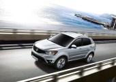 2014 Ssangyong Korando C SUV Facelift 6