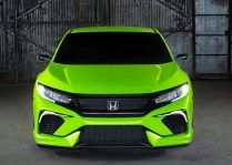 2016 Honda Civic Concept Front