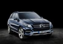 2016 Mercedes Benz GLE 1