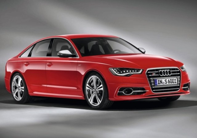 Audi S6 Turbo 1