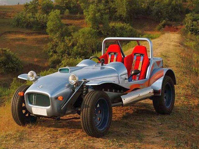 Chinkara Roadster