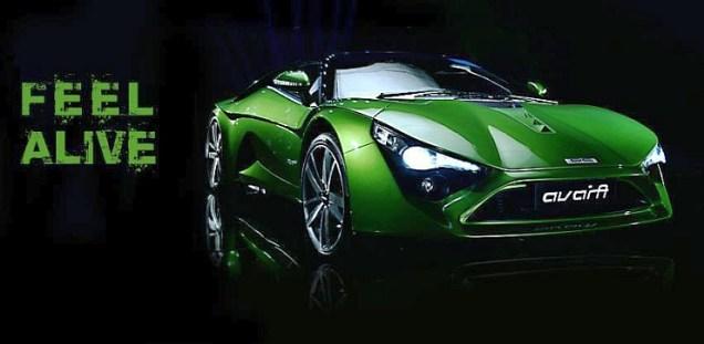 DC Design Avanti Sportscar 5