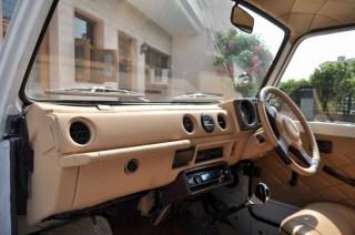 Dilsher Singh's Maruti Suzuki Gypsy 1