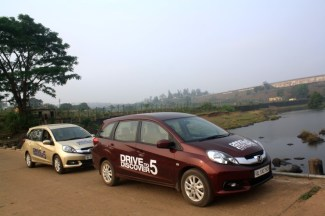 Honda Drive To Discover 42