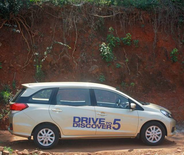 Honda Drive To Discover 5
