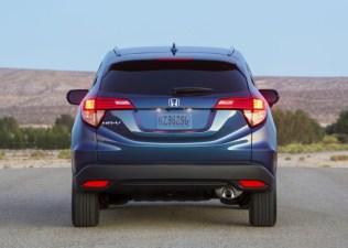 Honda HR-V SUV Rear